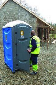 Standard 4 x 4 Re-circulating Chemical Portable Toilet