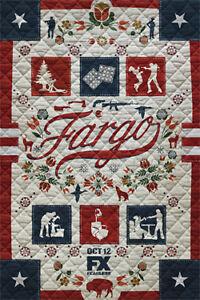 **Fargo---Season 1 AND Season 2....10 shows for each season....
