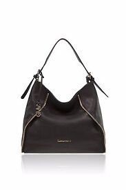 BNWT Gian Marco Venturi Black Handbag was £49.99 now £39.99!!