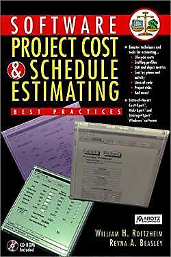 Software Project Cost and Schedule Estimating : Best