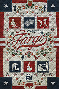 *Fargo, Seasons 1 and 2, 20 shows total....dvds as new.....