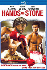 Hands of Stone blu ray - $10 - Brand new, never opened