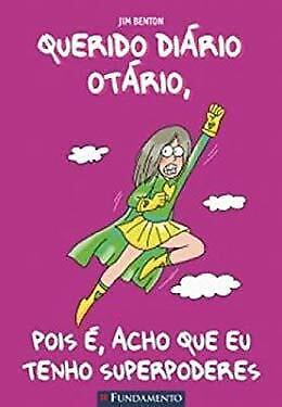 Querido Diario Otario: Pois E, Acho Que Tenho Supe (Em Portugues do Brasil) comprar usado  Enviando para Brazil