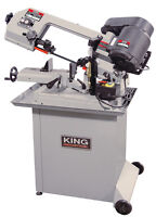 "METAL BAND SAW 5 X 6"" DUAL SWIVEL"