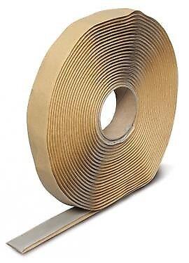 "Dicor BT-1834-1 Butyl Tape, 1/8"" x 3/4"" x 40'"