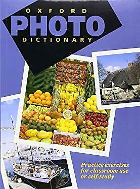 Oxford Photo Dictionary by Jane Taylor