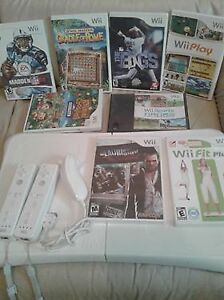 Fantastic wii items great deal
