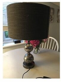 Crackle lamp