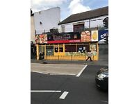 Refurbished business for sale on the main Stratford Road.