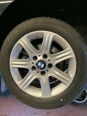 """BMW Winterkompletträder Sternspeiche 16""""Zoll - Bild: 209573103"""