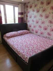 A large double loft converted room with en suite in Northolt. All bills inc.