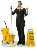 Janitorial Services - Best Rates in town!