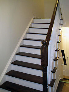 ONE STOP SHOP TO BUY YOUR STAIRS AND FLOORS FROM. Oakville / Halton Region Toronto (GTA) image 3