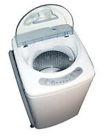 Haier Apartment Size Portable Washer