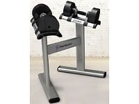 Stair Master Twist Lock Dumbbell