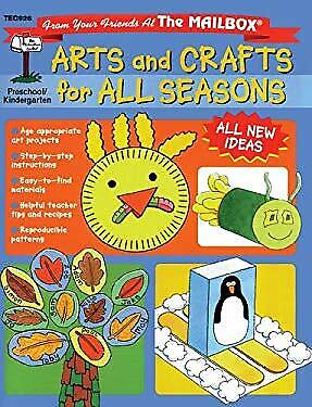 Arts and Crafts for All Seasons by Education Center Education Center Arts