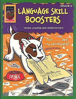 Language Skill Boosters - Language Skill Boosters, Grade 5 by Moore, George