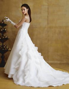 Wedding Dress (Size 8)