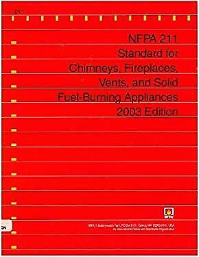 Nfpa 211 : Standard for Chimneys, Fireplaces, Vents, and Solid Fuel-Burning Appl Solid Fuel Chimney