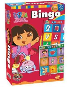 Dora the Explorer Bingo Game