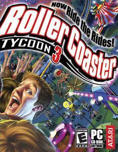 Roller Coaster 3 & Health Fitness Tycoon