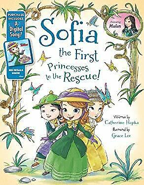 Sofia the First Princesses to the Rescue! : Purchase Includes a Digital