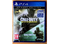 Call of Duty (COD), Infinite Warfare - Legacy Edition for PS4 - Brand New