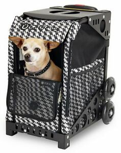 Zuca Rolling Pet Carrier and more!