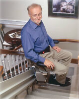 Bruno Stair Lifts and Porch Lifts