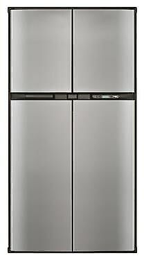 Norcold 4 Door Polar Max RV 18 Cu. Ft Refrigerator Freezer Motorhome 2118SSM2