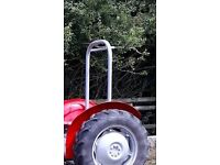 role bar to fit 35/135 tractor