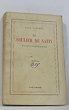 Le soulier de satin Soulier De Satin