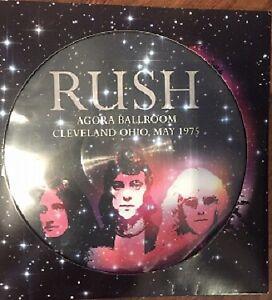 selling rush record agora ballroom