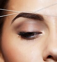 Eyebrow threading $8 at 3415 uplands drive