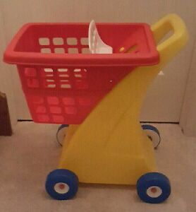 Little Tykes Shopping Cart
