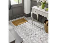 Laura Ashley Mr Jones box of tiles