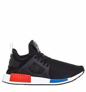 Adidas NMD XR1 OG PK Red Blue Black UK10/US10.5 Limited Edition South Melbourne Port Phillip Preview