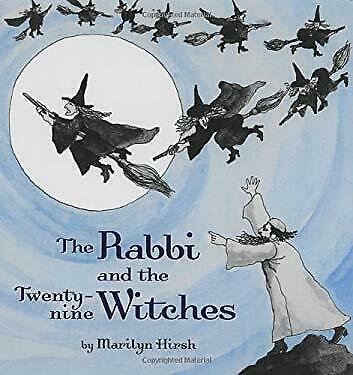 The Rabbi and the Twenty-Nine Witches by Hirsh,