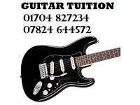 Electric Guitar Tuition