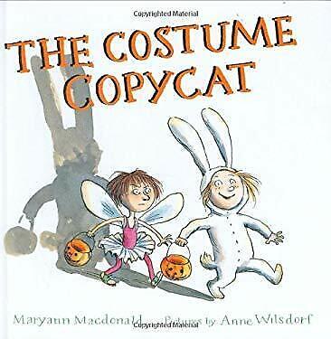 The Costume Copycat by MacDonald, Maryann