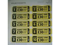 Paintball £45 for 10 entry tickets