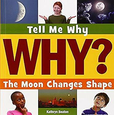 Moon Changes Shape by Beaton, Kathryn-ExLibrary