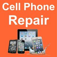WE FIX ALL CELL PHONES, TABLET, MACS, LAPTOPS WITH ANY PROBLEM*