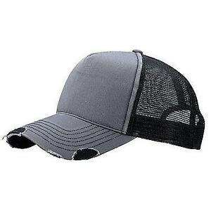 2dd7297d2de Distressed Trucker Hats