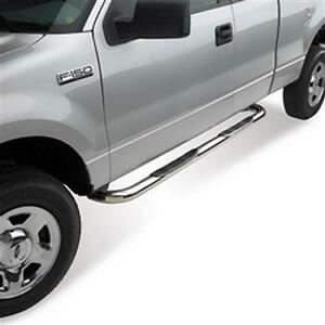 "MARCHE PIED 3"" RUNNING BOARDS (NOIR OU CHROME)"