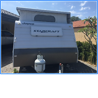 2013 Jayco Starcraft 15ft Excellent Condition