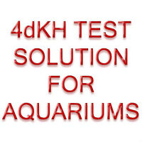 4 dKH CO2 DROP CHECKER SOLUTION WITH INDICATOR FLUID