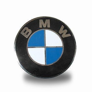 bmw emblem 60mm ebay. Black Bedroom Furniture Sets. Home Design Ideas