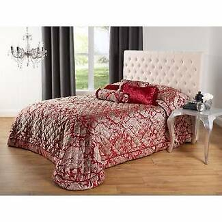 King bed cover - La Scala RRP $319 REDUCED!!!!!!