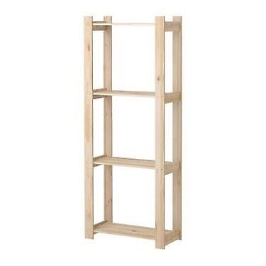 Free Ikea Albert shelf, great condition, pick up today!